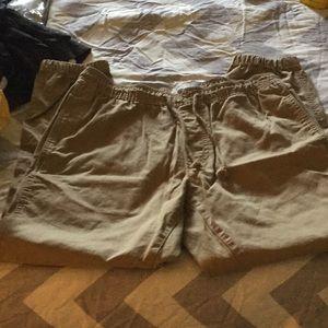 Old navy pants size medium